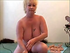 Two de mamies - On de Sybian - Outres Granny