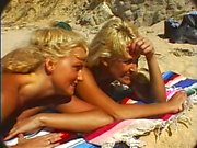 Stacy Valentine and friend in a FFM scene