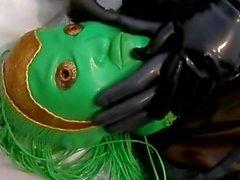 маски куклы играют 2