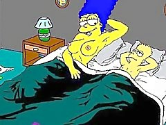 Bart Simpson familie sex