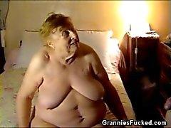 Chubby Granny imee