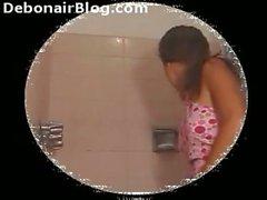Trisha Krishnan scandal bathing