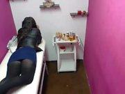 masaj salonundaki taciz