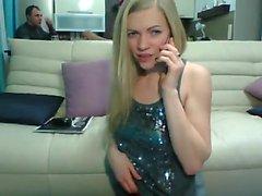 trio amateur maison chaud sur webcam
