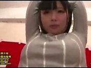 Amatööri Japanin teini leikitteli ja nai