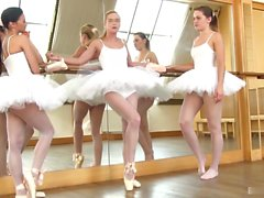 In order to build camaraderie among the dancers, Valerie...