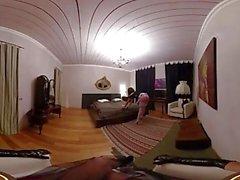 VR Porn La femme de chambre chaude