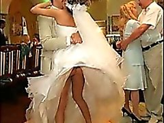 Morsiamia liian tuhma solmivat avioliiton !