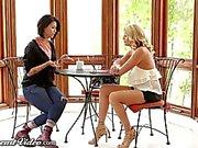 Shyla Jennings Facesits on Lesbian Stepmom