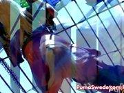 Hot Swedish Lesbian Sex With Puma & Sadie!