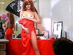 A pamela di Prati Valentine Demy - le scene di nudo da Io Gilda