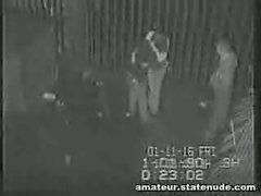 L'étudiante Gangbang En sécurité Webcam