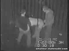 Adolescenti Gang di Bang In di sicurezza camme