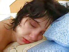 Betrunkener Teenager Schlaf sister misshandelt