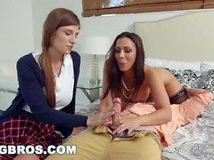 BANGBROS - MILF Rachel Starr Fucks Dillion Carter und ihr BF (smv13638)