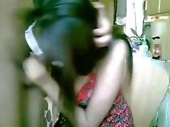 Webcam bir gösteri koyarak süper sıcak Desi Babe