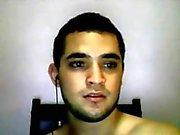 Geradeaus Männer Füßen über Webcam # 468