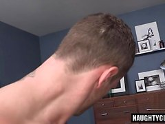 Big dick gays anal sex with cumshot
