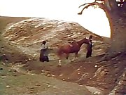 Im Teenageralter Cowgirls - 1973