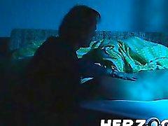 Пожилым человеком трахаете себе потрясающие природные детка в постель