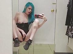 sehr sexy dünnes Mädchen Pussy Spiel wird dich cum machen