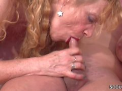 Real Deutsch Paar First Time Porn Casting mit MILF