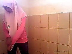 Intip Tudung Pink танды