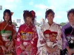 Kimono porno