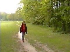 Сабин Флайшер - Симпатичные французского подросток с отрезками провода ебля