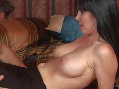 Rayveness is beautifully fucked by a younger man