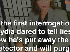 LieFinder 2: Interrogation #2 - X-Stocks Tickling