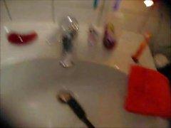 Nach der Feier ins Badezimmer