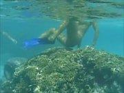 Franzoesischer Fick im Wasser