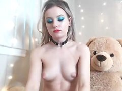 slutty web camera doxy sex toy masturbation