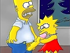 Homer Simpson familie sex