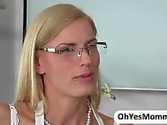 Mamma Darryl hat Sex mit Stief BF