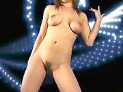 daiya japan gogo girl sexy striptease dance