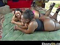 Thick Black Lesbians