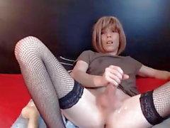 Transvestiten cum 166