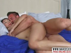 Undesirable Step Mom Vicki Chase Makes Strong Anal