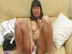 Miyuki Miyaji - Sagging Breasts JAV Mature Creampied