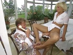 Classic german maid