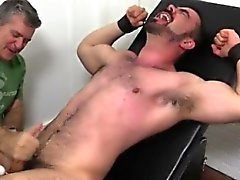 Papa uomo film del porno gay e la Dolan lupo di scatto & Tickled