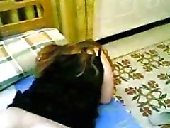 Fett irakiske fru suga & inlägget fuck