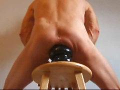 Nein Sound : Monster Butt Plug und einem Riesig Anus