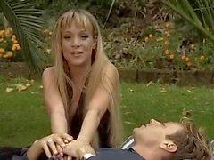 Песчаная Rebecca Господом Рокко Сиффреди выполнен в классическом порно видео