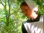 filles d'Amish cul des recueil anal