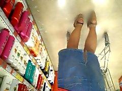 do milf quente da Turquia grande Minissaias coronha ( calcinha vermelhas )