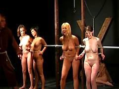 slaves disciplinary