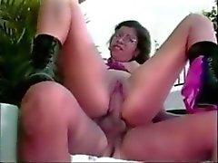 Friki de Latina Con Los Vidrios Que Loves Assfucking
